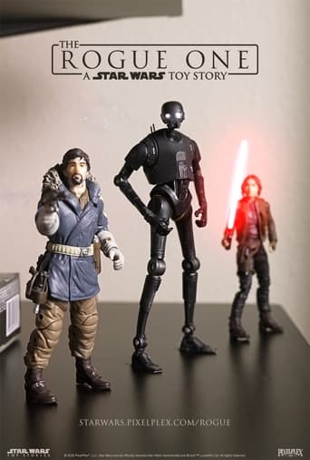 The Rogue One: A Star Wars Toy Story