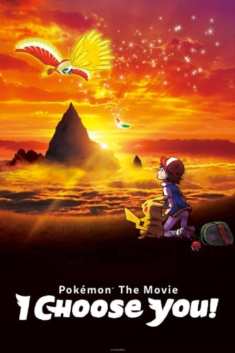 Pokémon the Movie: I Choose You! Movie Free 4K