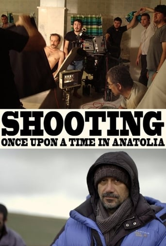 Shooting Once Upon A Time in Anatolia