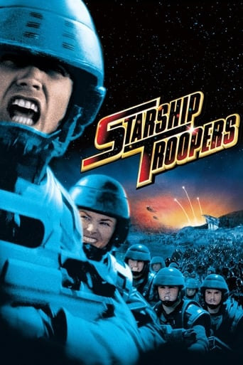Watch Starship Troopers Online