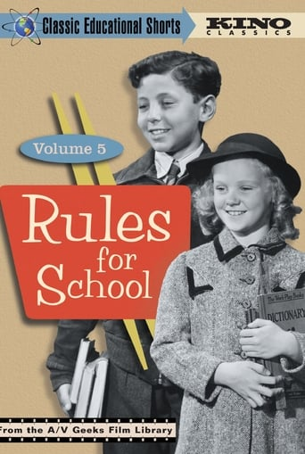 Rules for School - Classic Educational Shorts, Vol. 5