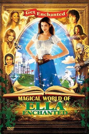 The Magical World of Ella Enchanted