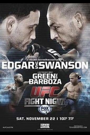 UFC Fight Night 57: Edgar vs. Swanson