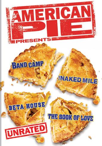 American Pie 1.2.3.4.5.6.7.8 – Coleção Todos os Filmes (1999-2012) DVDRip Dual Audio Dublado Torrent Download