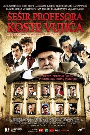 Professor Kosta Vujic's Hat
