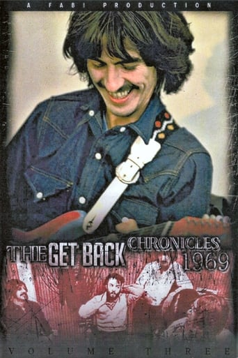 The Beatles - The Get Back Chronicles 1969 Volume Three