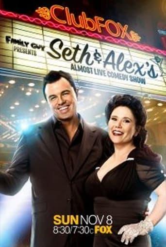 Seth & Alex's Almost Live Comedy Show Movie Free 4K