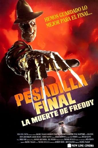 Pesadilla final: La muerte de Freddy (Pesadilla en Elm Street 6)