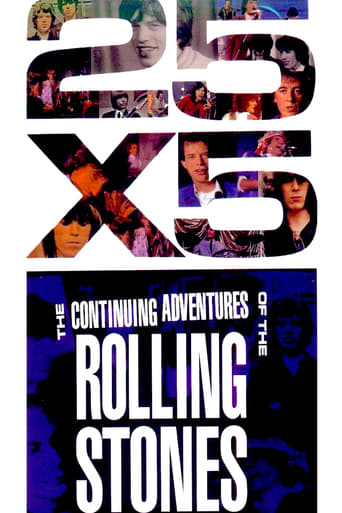 The Rolling Stones: 25x5 - The Continuing Adventures of The Rolling Stones