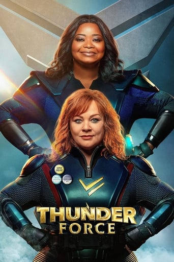 Watch Thunder Force Full Movie Online Free HD 4K