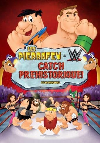 Les Pierrafeu Et WWE : Catch Préhistorique !