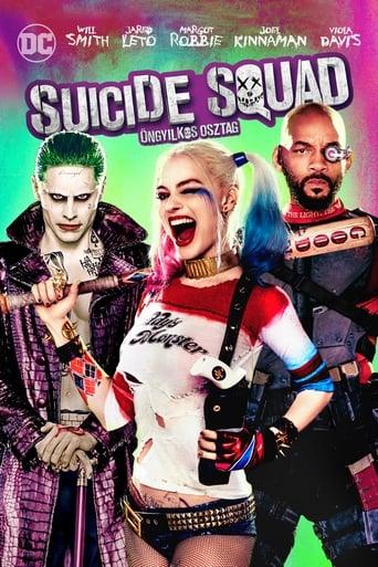 Suicide Squad - Öngyilkos osztag