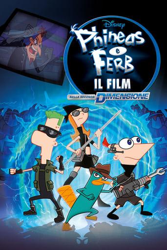Phineas e Ferb il Film - Nella Seconda Dimensione