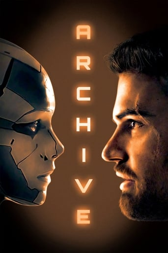 Watch Archive Full Movie Online Free HD 4K