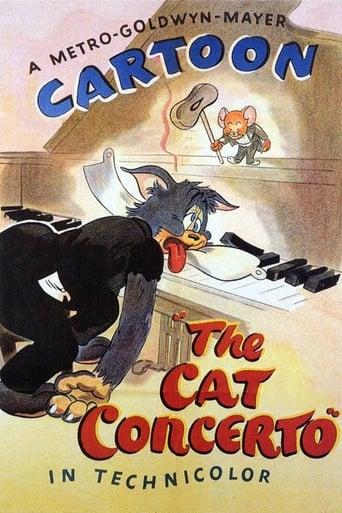 Tom et Jerry au piano