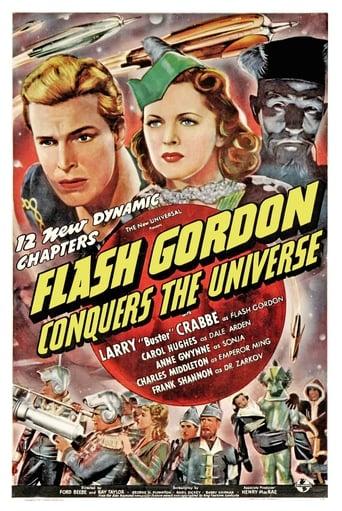 FLASH GORDON CONQUÊTE DE L'UNIVERS