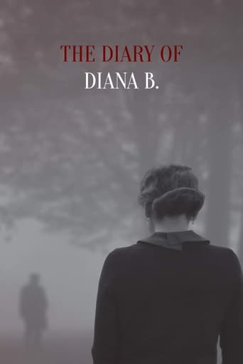 The Diary of Diana B. poster