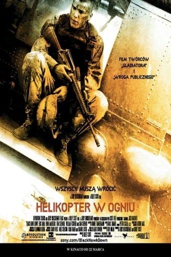Helikopter w Ogniu