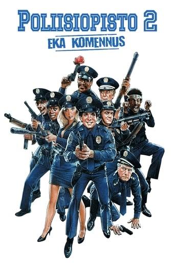 Poliisiopisto 2 - eka komennus