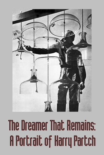 The Dreamer That Remains: A Portrait of Harry Partch