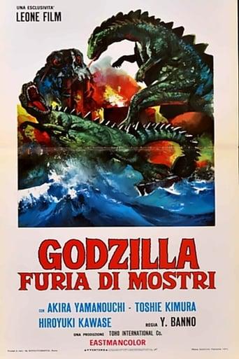 Godzilla - Furia di mostri