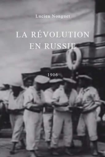 La révolution en Russie