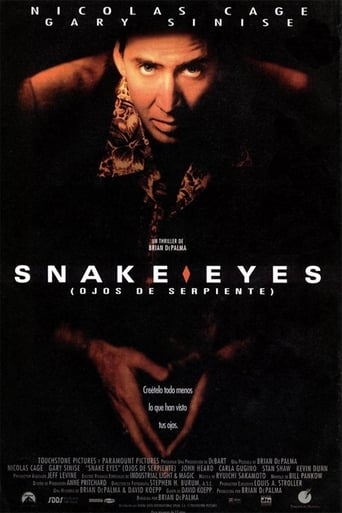 Snake Eyes (Ojos de serpiente)
