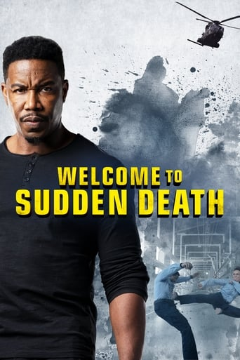 Watch Welcome to Sudden Death Full Movie Online Free HD 4K