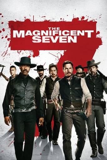 Watch The Magnificent SevenFull Movie Free 4K