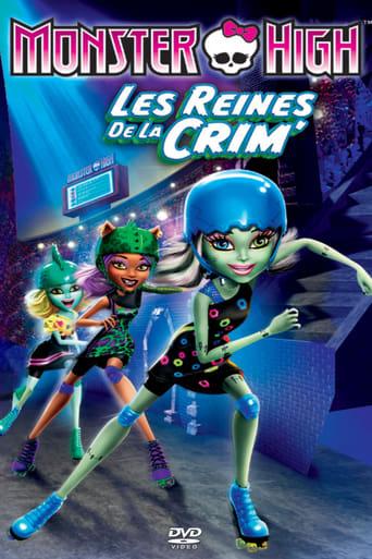Monster High, les reines de la CRIM
