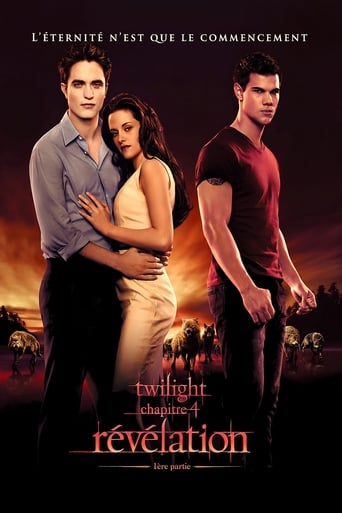 Twilight, chapitre 4 - Révélation, 1re partie