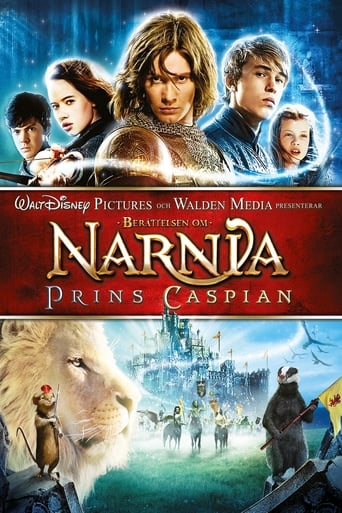 Berättelsen om Narnia - Prins Caspian