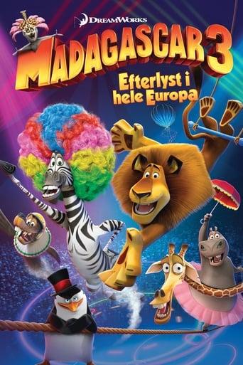 Madagascar 3 - Efterlyst i hele Europa