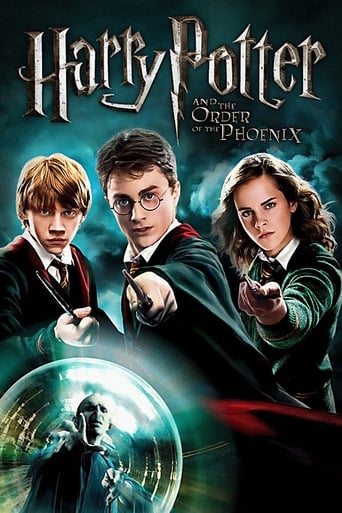 Watch Harry Potter and the Order of the PhoenixFull Movie Free 4K