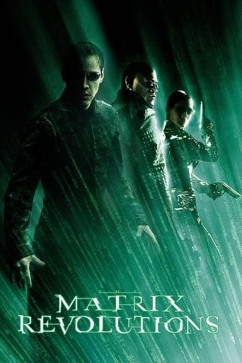 Watch The Matrix Revolutions Online