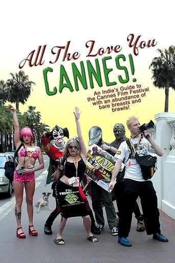 All the Love You Cannes!