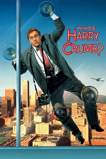 Mais qui est Harry Crumb ?