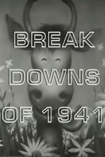Breakdowns of 1941