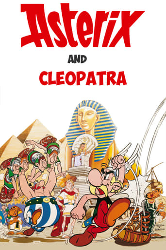 Watch Asterix and Cleopatra Online