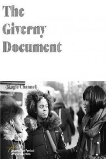 The Giverny Document (Single Channel)