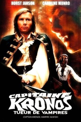 Capitaine Kronos, tueur de vampires