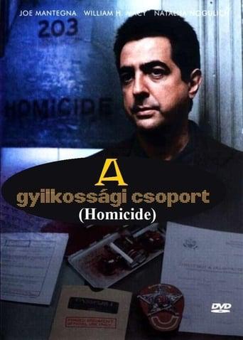 A gyilkossági csoport