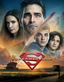 Superman e Lois 1ª Temporada WEB-DL 720p / 1080p Legendado
