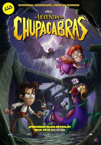 The Legend of the Chupacabras