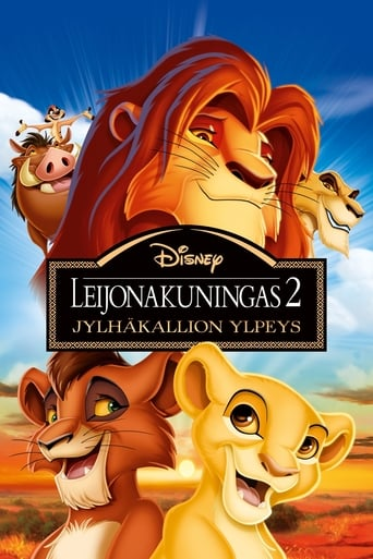 Leijonakuningas II - Jylhäkallion ylpeys