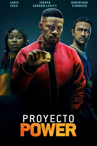 Watch Proyecto Power Full Movie Online Free HD 4K