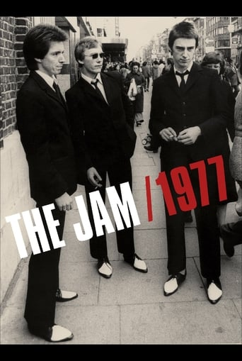 The Jam: 1977