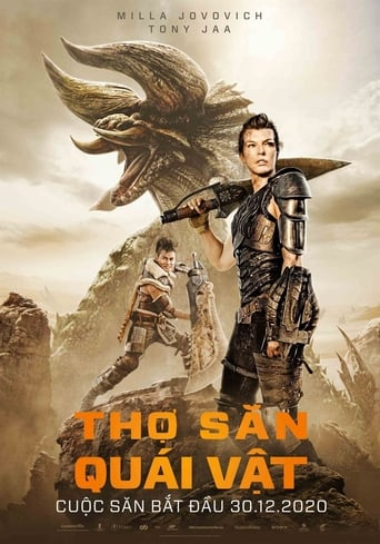 Watch Thợ Săn Quái Vật Full Movie Online Free HD 4K