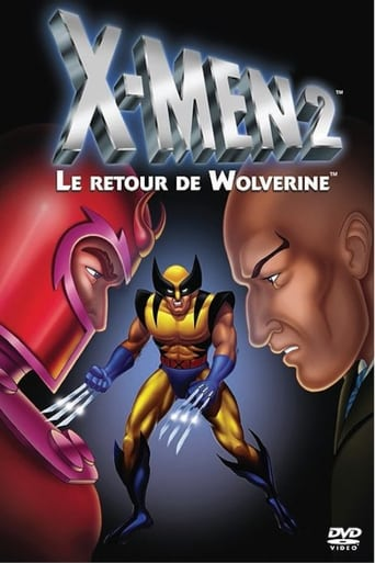X-MEN 2 - Wolverine's story