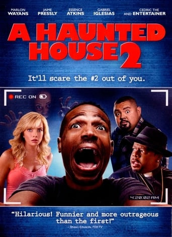 A Haunted House 2 Movie Free 4K